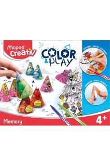 Memory Color Play - Maped Creativ