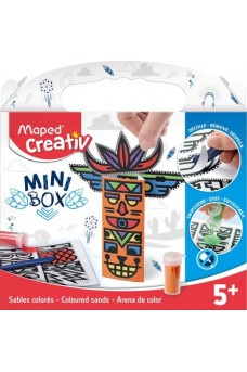 Coloured Sands Mini Box - Maped Creativ