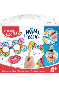 Mosaic stickers Mini Box - Maped Creativ
