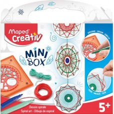 Spiral Art Mini Box - Maped Creativ