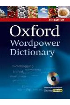 Oxford Wordpower Dictionary 4th Edition with CD-ROM