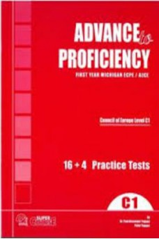 Advanced to Proficiency C1 16+4 Practice Tests