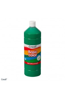 Τέμπερα green Creall Basic Color 500 ml