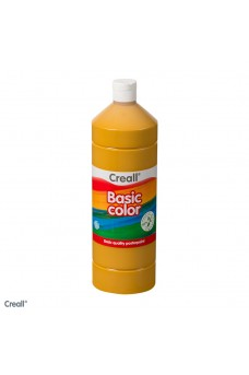 Τέμπερα yellow Creall Basic Color 500 ml